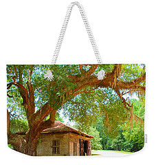 Mossy Tree In Natchez Weekender Tote Bag