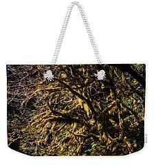 Mossy Trees Weekender Tote Bag