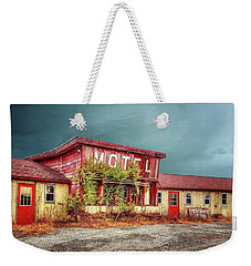 Motel Weekender Tote Bag by Mary Timman
