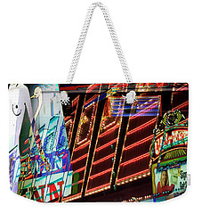 Motel Variations 24 Hours Weekender Tote Bag