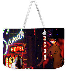 Motel Variations Angels Weekender Tote Bag