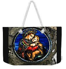 In God We Trust Wall Art Print Weekender Tote Bag by Carol F Austin