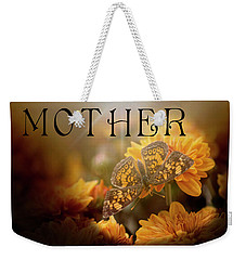 Mother Art Weekender Tote Bag
