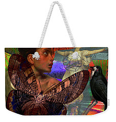 Mother Earth Persecution Weekender Tote Bag by Joseph Mosley