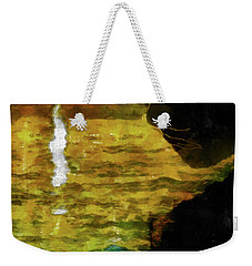 Weekender Tote Bag featuring the photograph Mother Earth Watching by Joseph Hollingsworth