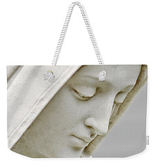 Mother Mary Comes To Me... Weekender Tote Bag by Greg Fortier