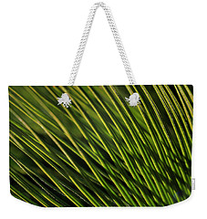 Mother Nature's Abstract Weekender Tote Bag