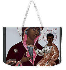 Mother Of God - Protectress Of The Oppressed - Rlpoo Weekender Tote Bag