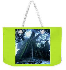 Weekender Tote Bag featuring the photograph Mother Tree by Tatsuya Atarashi