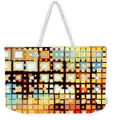 Motherboard Weekender Tote Bag by Shawna Rowe