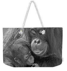 Motherhood 10 Weekender Tote Bag