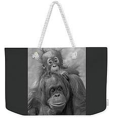 Motherhood 14 Weekender Tote Bag
