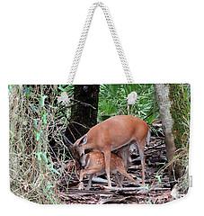 Mother's Care Weekender Tote Bag