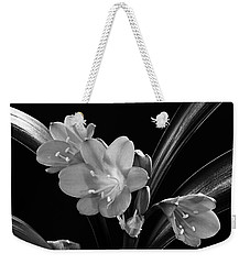 Mother's Clivia Lily Weekender Tote Bag