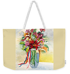 Mothers Day Weekender Tote Bag