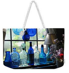 Mother's Day Window Weekender Tote Bag by John Scates