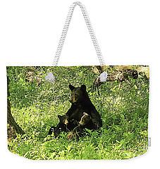 Mother's Love Weekender Tote Bag by Geraldine DeBoer