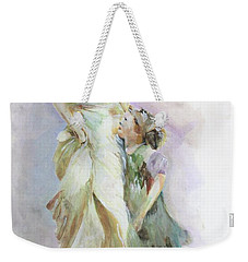 Mothers Love Weekender Tote Bag