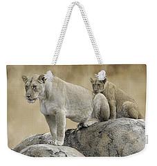 Mothers Overlook Weekender Tote Bag by Steve McKinzie