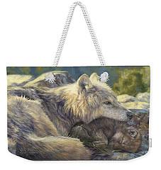 Mother's Treasure Weekender Tote Bag