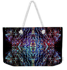 Mothership Weekender Tote Bag by Samantha Thome
