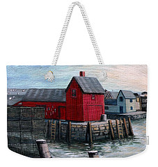 Motif No.1 Weekender Tote Bag by Eileen Patten Oliver