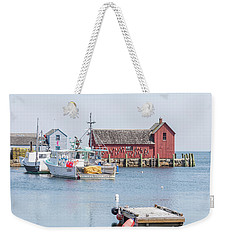 Motif Number 1 Weekender Tote Bag by Brian MacLean