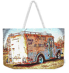 Motor City Pop #19 Weekender Tote Bag