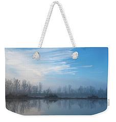 Mottled Sky Weekender Tote Bag