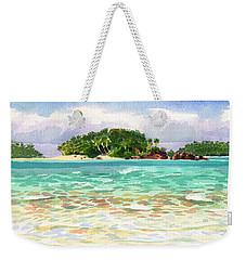Motu Rakau, Aitutaki Weekender Tote Bag