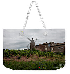 Moulin-a-vent Weekender Tote Bag