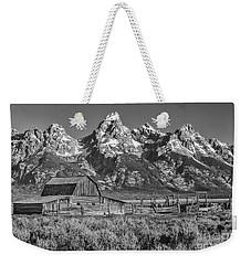 Moulton Cabin - Grand Tetons II Weekender Tote Bag