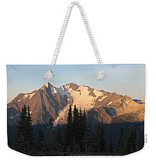 Mount Cooper Sunrise Weekender Tote Bag