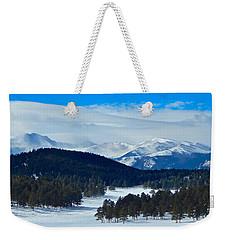 Buffalo Park Weekender Tote Bag