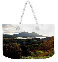 Mount Konocti Weekender Tote Bag