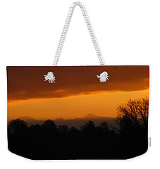 Weekender Tote Bag featuring the photograph Mount Lassen 03 01 11 by Joyce Dickens
