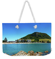 Mount Maunganui Beach 10 - Tauranga New Zealand Weekender Tote Bag