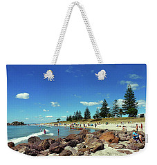 Mount Maunganui Beach 6 - Tauranga New Zealand Weekender Tote Bag