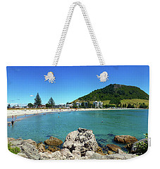 Mount Maunganui Beach 8 - Tauranga New Zealand Weekender Tote Bag