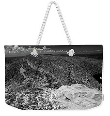 Weekender Tote Bag featuring the photograph Mount Minsi From Mount Tammany by Raymond Salani III
