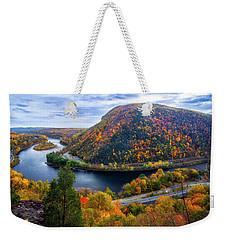 Mount Minsi Weekender Tote Bag
