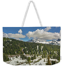 Mount Rainier National Park Tatoosh Range Weekender Tote Bag