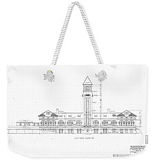 Mount Royal Station Weekender Tote Bag