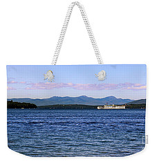 Mount Washington Weekender Tote Bag by Mim White