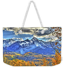 Mount Wilson Weekender Tote Bag by Scott Mahon