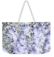Mountain Abstract Weekender Tote Bag