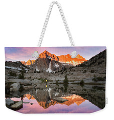 Mountain Air  Weekender Tote Bag