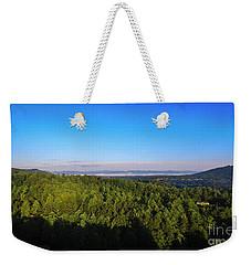 Lake Lure Weekender Tote Bag