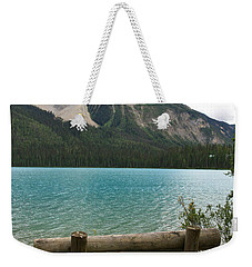 Mountain Calm Weekender Tote Bag by Catherine Alfidi