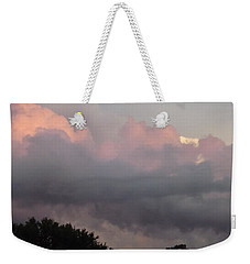 Mountain Clouds 1 Weekender Tote Bag